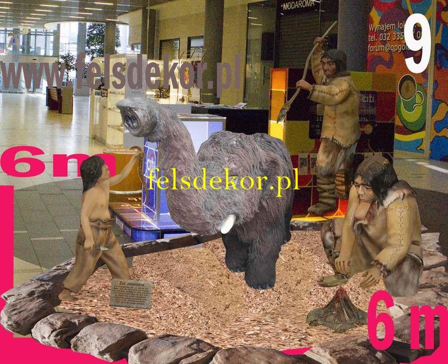 picture/9_ludzie_mammut__Ice_Age_FORUM_Gliwice_kunst_felsen_felsdekor_dekoracje_sztuczne_skaly.jpg